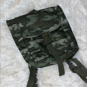 VS Pink camp backpack